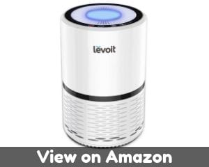 LEVOIT Air Purifier for Home Smokers Allergies and Pets Hair, True...