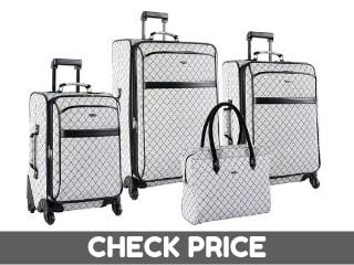39ecae20228f Best Pierre Cardin Luggage 70%-OFF (Updated August 2019) - ReviewBites