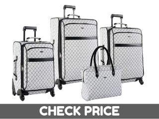 Four Piece Pierre Cardin Luggage