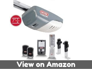 Genie ChainMax 1000 Garage Door Opener - Durable Chain Drive -...