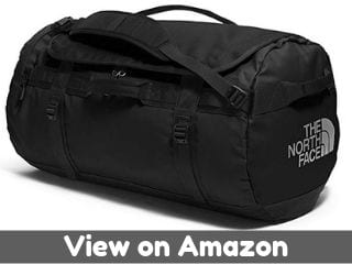 Thule Chasm Duffel Bag, Black, Medium (70L)