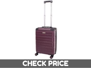 Pierre Cardin ABS, Hard Shell, Suitcase