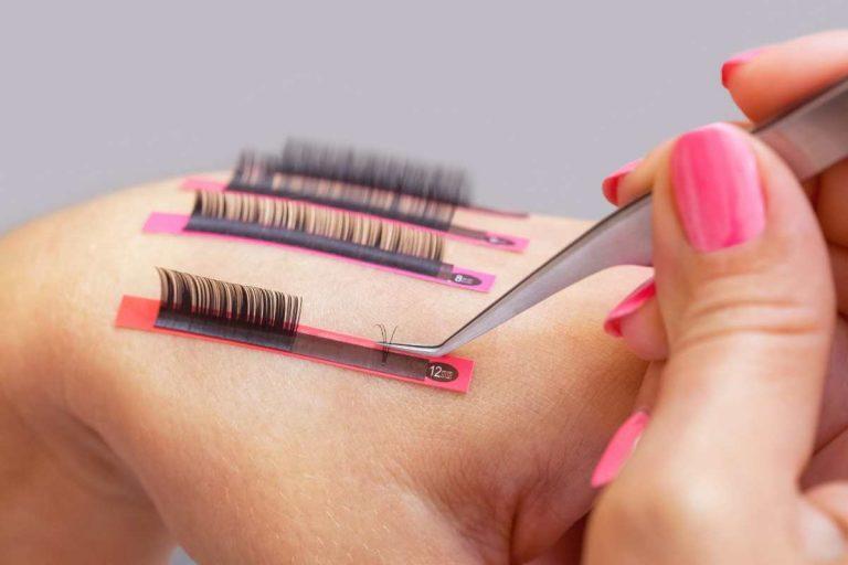 Best mink eyelash extension