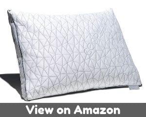 Coop Home Goods - Eden Adjustable Pillow - Hypoallergenic Shredded...