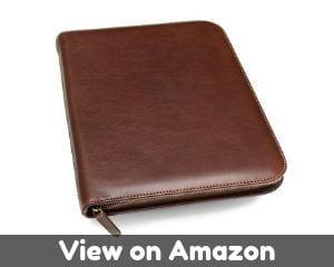 Best Leather portfolio by MARUSE