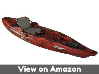 Old Town Predator MX Angler Fishing Kayak (Brown Camo, 12 Feet)