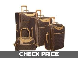 Expandable Luggage Set Signature 4 Piece