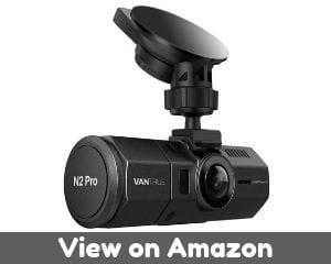 Vantrue N2 Pro Uber Dual Dash Cam Infrared Night Vision Dual...