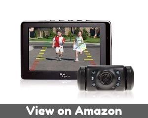 Yada Digital Wireless Backup Camera with 4.3' Dash Monitor...