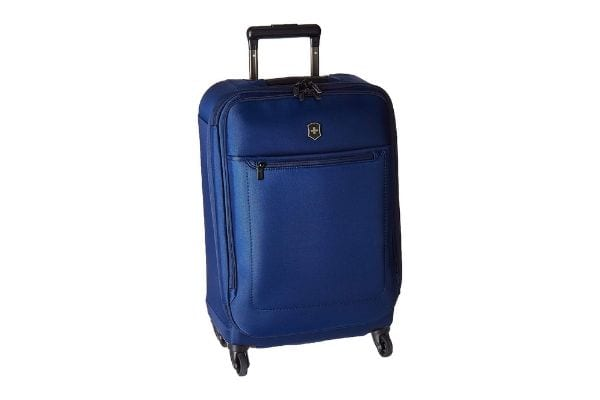 This Victorinox 24 inch luggage bag is made up on 1000D Nylon and has a lightweight PC frame.