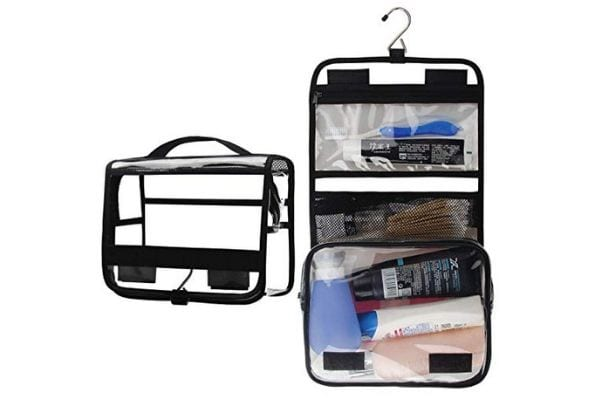 High Quality Cosmetic Pouch Travel Business Waterproof Compact