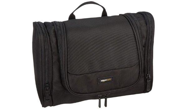 AmazonBasics Hanging Travel Toiltery Kit Bag