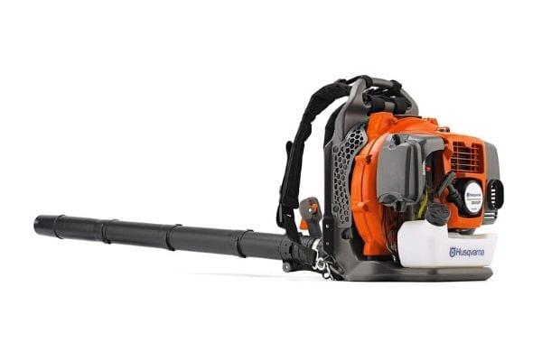 Husqvarna 965877502 350BT 2-Cycle Gas Backpack Blower, Orange