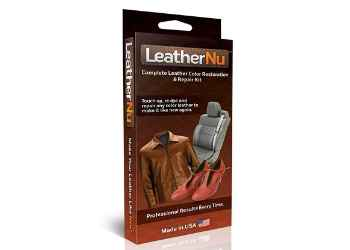 LeatherNu is highly sought after leather repair kit as it offers the best slot.