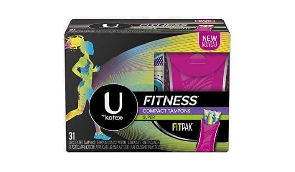 U by Kotex best tampons for beginners