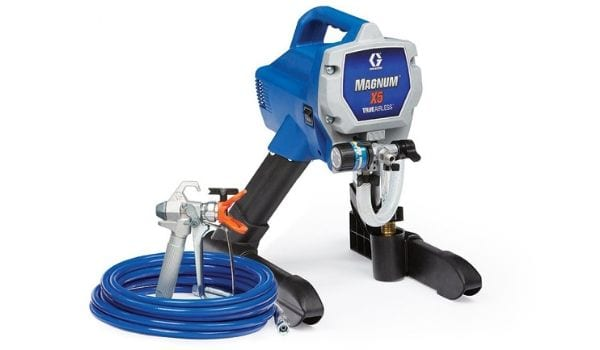 Graco Magnum 262800 is the best airless paint sprayer
