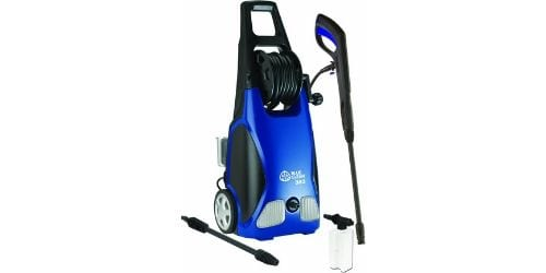 AR Blue Clean, AR383 1,900 PSI Electric Pressure Washer, Nozzles,...