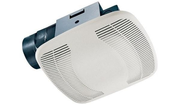 Bathroom fan keeps the bathroom ventilated,