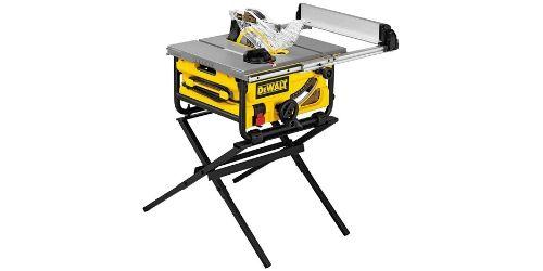 Buy the Dewalt table saw.
