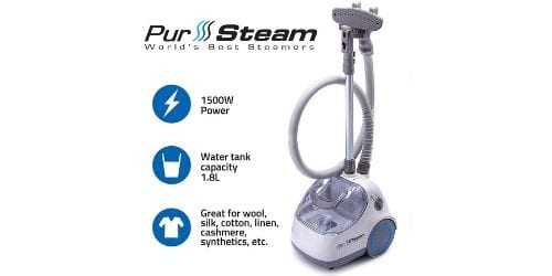 If your need is of a really hardcore steamer, then this one is for you.