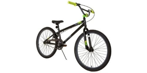 This BMX freestyle bike comes with Tony Hawk finish