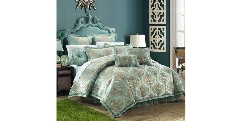 Chic home is offering the luxury comforter set