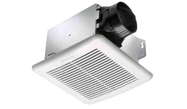 The exhaust fan is always vital for ventilation