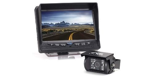 Rear View Safety Backup Camera System Display