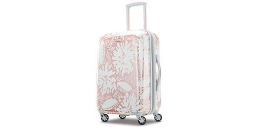 American Tourister is a splendid brand for travel bags.
