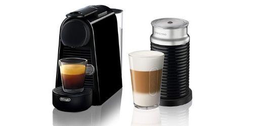 This Mini Espresso Machine is super-fast:
