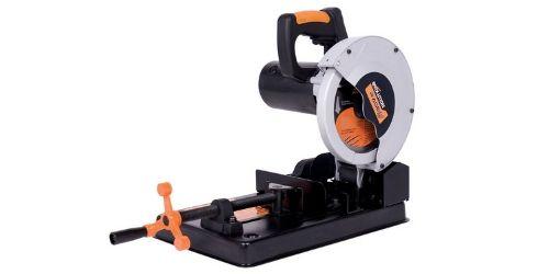 Evolution Power Tools RAGE TCT Multipurpose Cutting Chop Saw