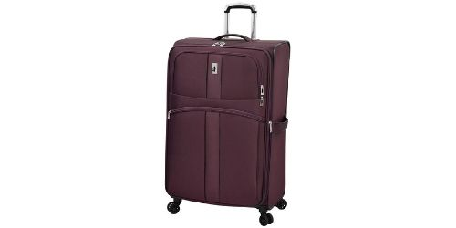 London Fog Langley Expandable Spinner Bordeaux