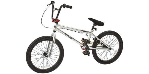 Hoffman Cirrus Boy's BMX Bike Silver, 20' Wheel