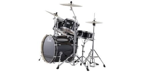 If the drummer has a real passion for drumming and wants to learn it