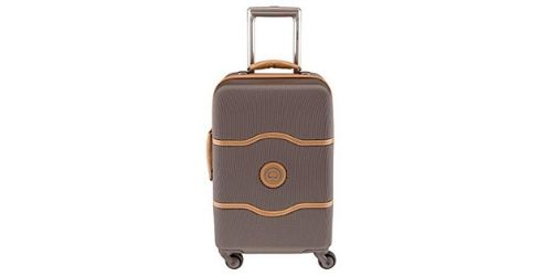 Delsey Chatelet Carry on Spinner Trolley