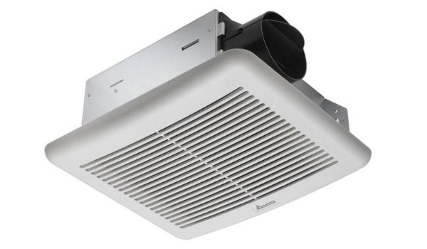 So investing in buying a ventilation fan can be cheaper than removing mold and mildew.