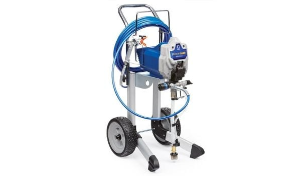 Graco 17G180 Magnum is the best airless paint spraye