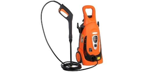 Ivation Electric Pressure Washer 2200 PSI 1.8 GPM with Power Hose...