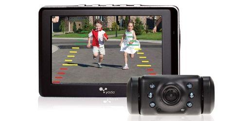 "Yada Digital Wireless Backup Camera with 4.3"" Dash Monitor"