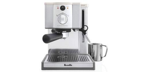 Café Roma Espresso Maker by Breville is best coffee maker