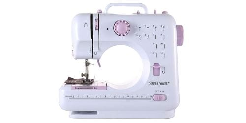 This is the best sewing machine for advanced sewers