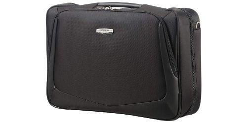 Samsonite Travel Garment Bag, 55 cm, 47.5 Liters, Black