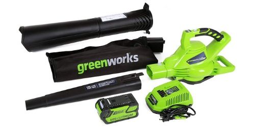Greenworks-40V Cordless Blower for sale