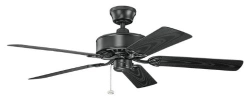This is the ideal fan for all the wet locations