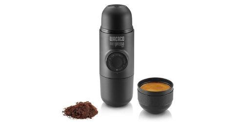 Buy the cool Wacaco Minipresso GR portable espresso makers.