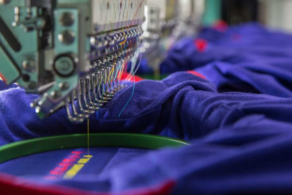 get the best embroidery machine