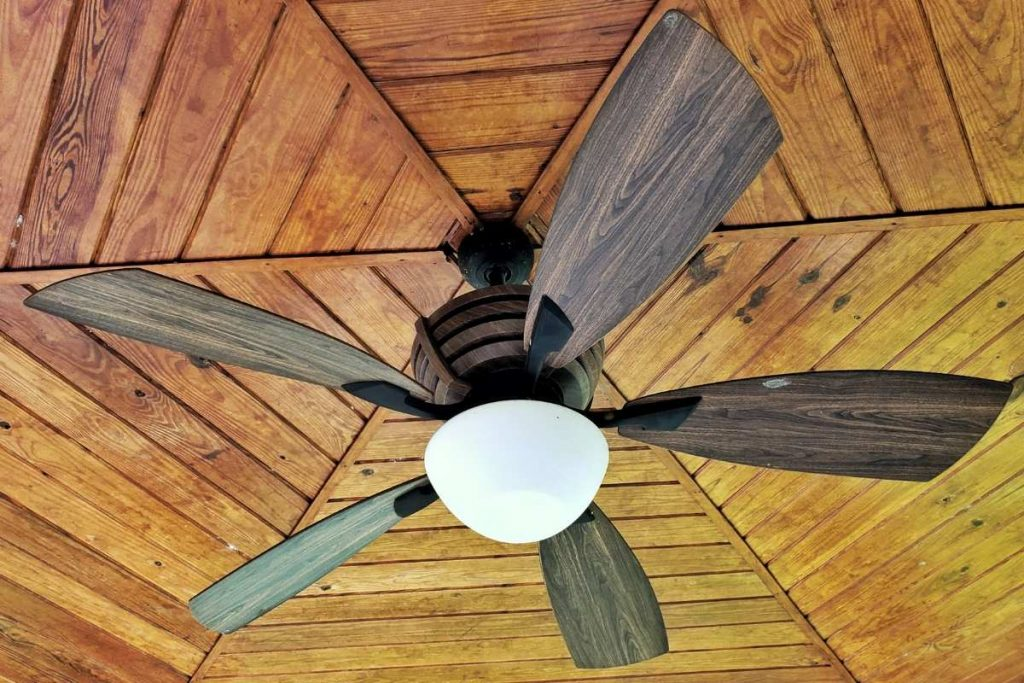 Main uses of outdoor ceiling fans