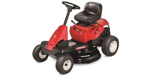 1. Troy-Bilt 30-Inch Neighborhood Riding Lawn Mower