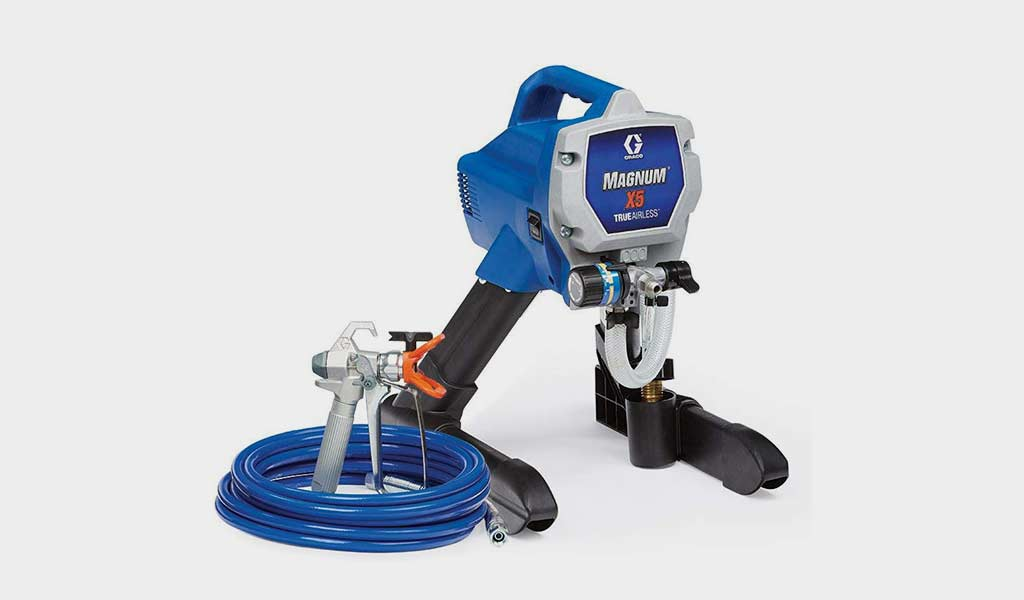 Graco Magnum X5 Stand Airless Paint Sprayer