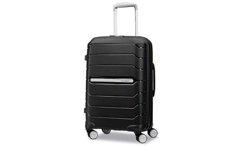 the Samsonite Freedom is the best luggage